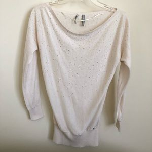 Sweater with studs by Guess Size XS
